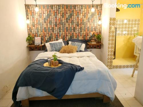 Home for two in San Miguel de Allende. Good choice!