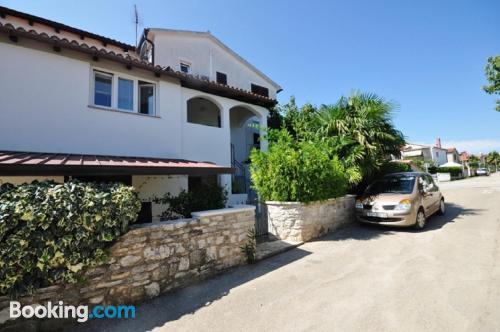 Apartamento con wifi en Novigrad Istria