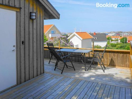 Little home. Enjoy your terrace