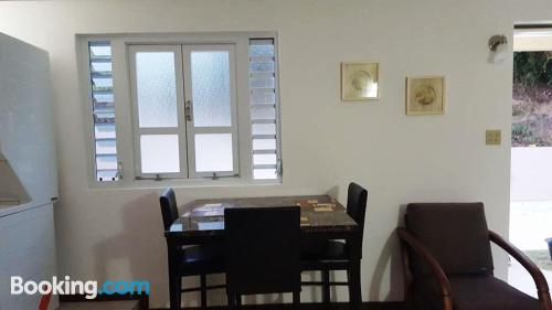 Place for groups. Aguada from your window!