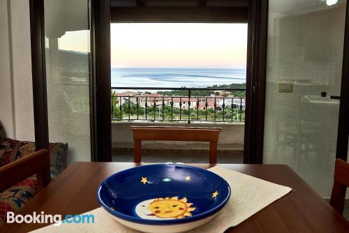 Apartamento en Cala Gonone zona increíble con vistas.