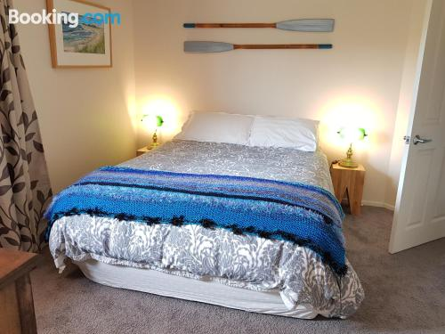 Apartment for 2 people in Kerikeri with terrace.