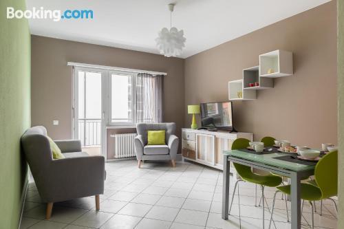 Apartamento en Lugano. ¡Perfecto!