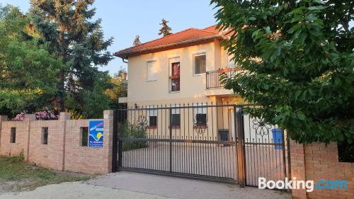 Apartment with terrace. Csopak is waiting!.