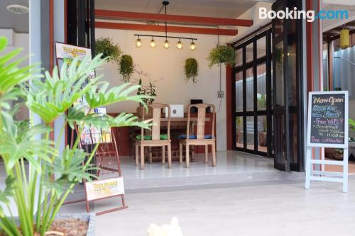 Apartment for two in Chiang Mai with terrace