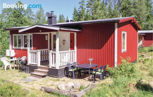 Place for families in Överbyn with 2 bedrooms