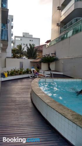 1 bedroom apartment place in Guarapari. 46m2!.