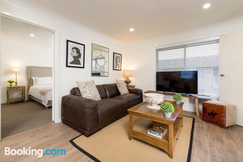 Apartamento con aire acondicionado en Albury
