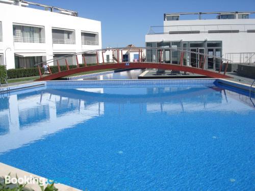 Apartamento con piscina en Tavira