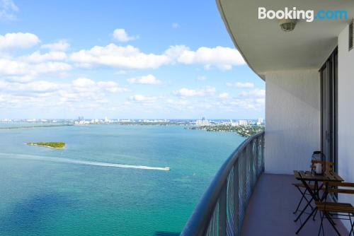 1 bedroom apartment ideal for 6 or more.