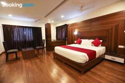 Bonito apartamento en Mangalore con wifi.