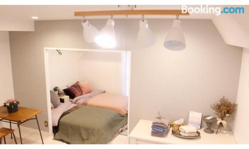 Convenient 1 bedroom apartment with air