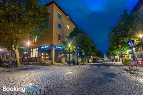Ideal one bedroom apartment in incredible location of Sundbyberg