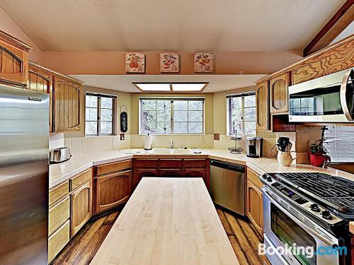 Two bedrooms apartment in Big Bear Lake.