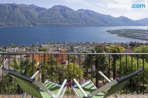 Apartment in Locarno with terrace