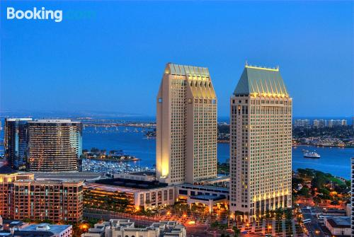 Place in San Diego for two