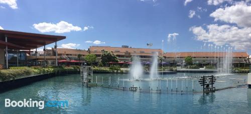 Apartamento con aire acondicionado en Leganés
