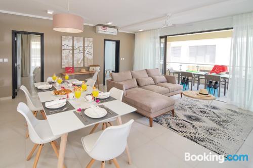 Apartamento de 77m2 en Tamarin ¡con vistas!.