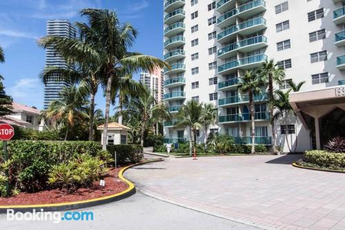 Home with two bedrooms in Sunny Isles Beach.