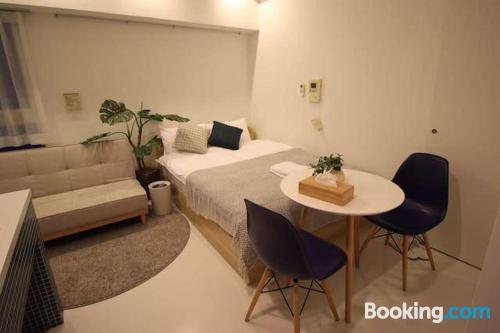 Apartamento en Osaka. ¡27m2!