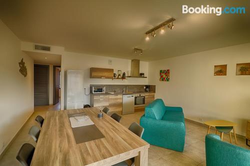 Apartment in Porticcio good choice for families.