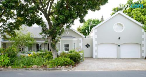 Apartment in Franschhoek with wifi