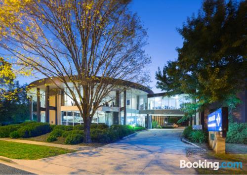 Apartamento perfecto en Canberra
