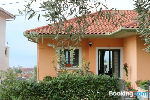 Two bedroom home in Agria ideal for 6 or more!