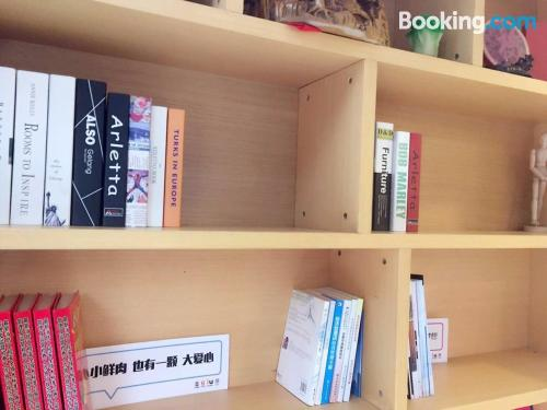 Place for 2 people in Changchun with air
