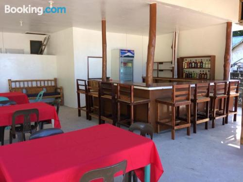 Place for 2 people in El Nido with terrace