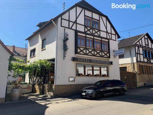 One bedroom apartment home in Bad Duerkheim with terrace!.