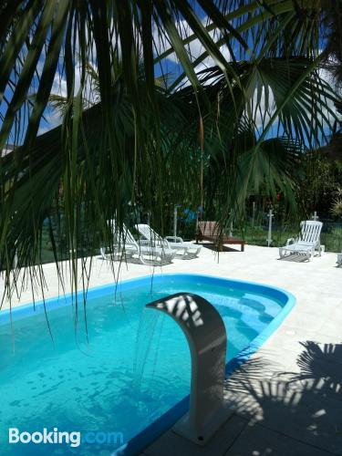 Pool and wifi place in Florianópolis perfect for families!