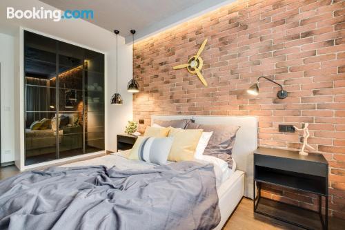 Apartamento con cuna. ¡Wifi!