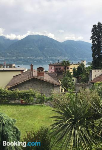 One bedroom apartment home in Locarno. For 2.