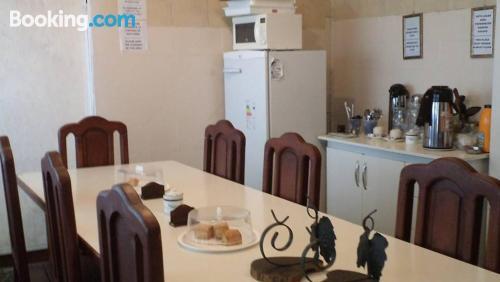 Pequeño apartamento en Salta con internet