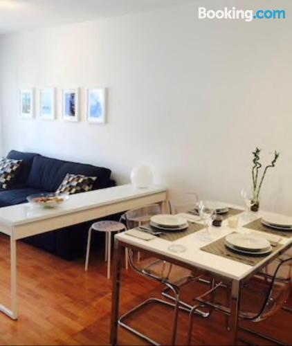 Baby friendly apartment in great location
