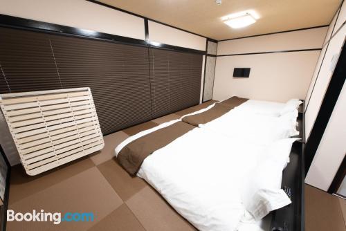 Espacioso apartamento en Hiroshima para cinco o más
