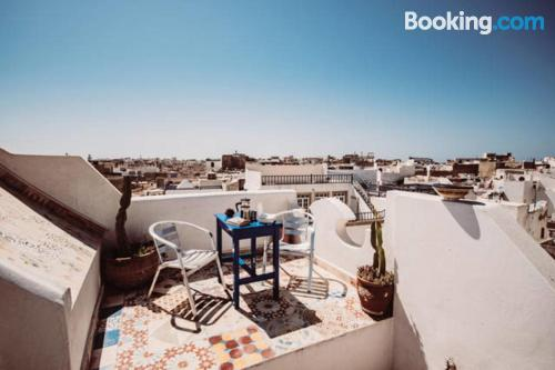 Experience in Essaouira. Good choice!