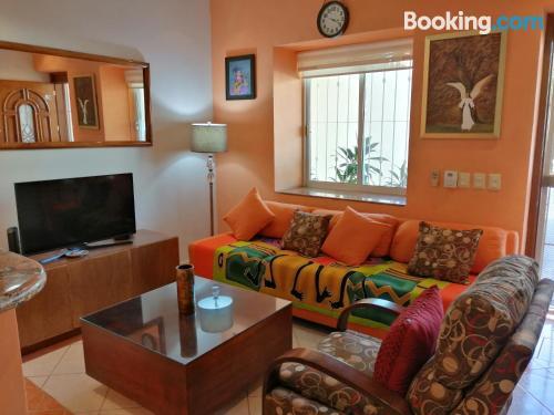 Apartamento en Puerto Vallarta. ¡100m2!.