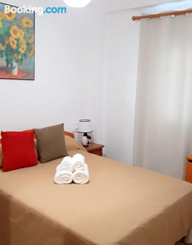 Apartment in Malaga for couples.