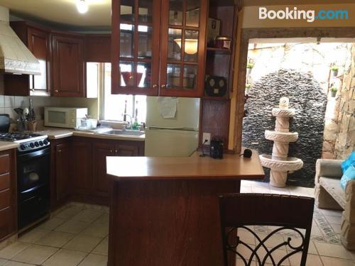 Apartamento para dos personas en Monterrey con conexión a internet