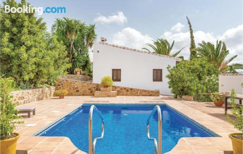 Home for 2 people in Pizarra. 60m2!