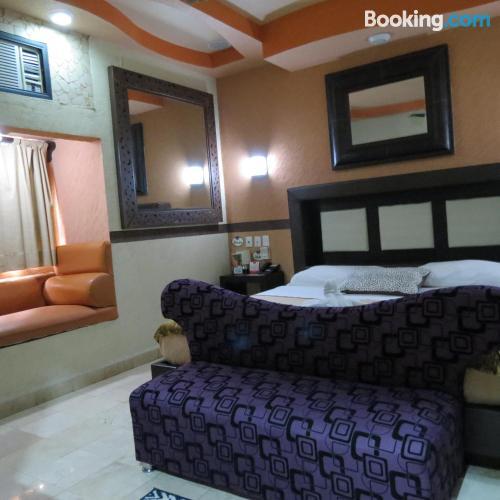 Apartamento con vistas y conexión a internet en Cuernavaca. ¡Piscina!