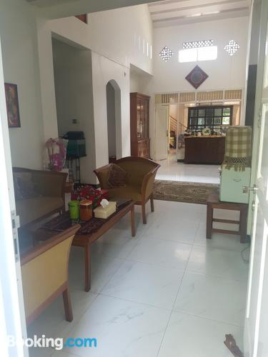 Convenient one bedroom apartment with internet.
