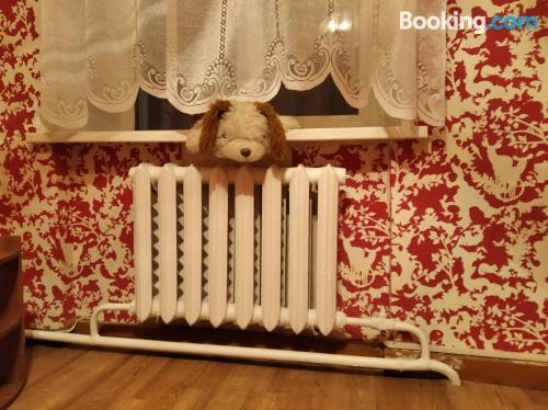 Apartamento de dos dormitorios en Arkhangelsk de dos habitaciones.
