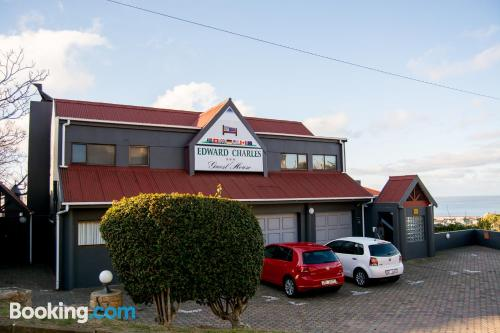 Apartment for two in Mossel Bay with heating and wifi