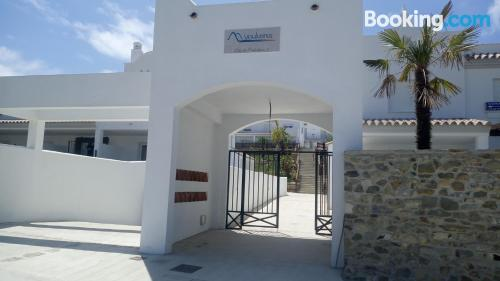 2 bedroom place with pool