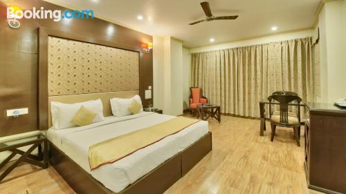 Apartamento de 23m2 en Jaipur con vistas y conexión a internet
