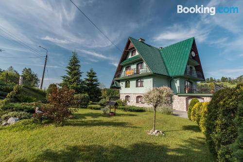 Práctico apartamento en Zakopane con vistas