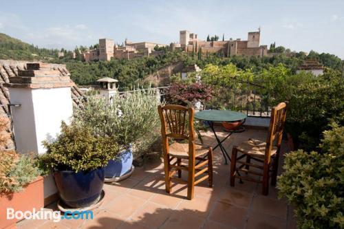 Apartamento de 100m2 en Granada ¡Con vistas!